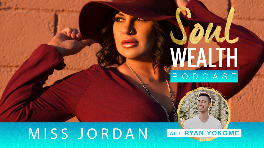 SWP08: Speaking Your Truth and Awakening Your Spiritual Gifts with Miss Jordan
