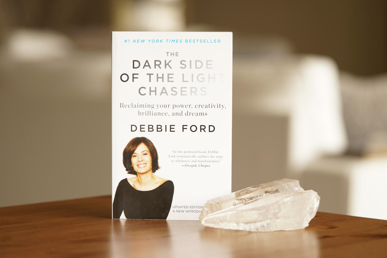 Lovely Dark Side Of The Light Chasers Debbie Ford